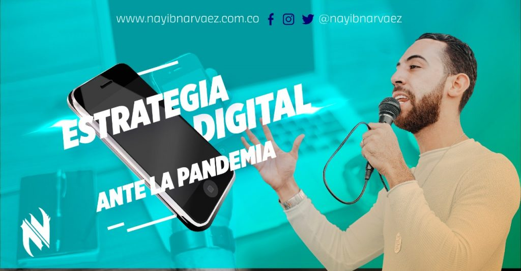 Estrategia digital ante la pandemia (marketing digital)