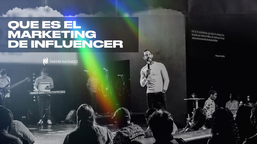 Qué es el marketing de influencer